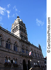 Town Hall Chester Cheshire England UK