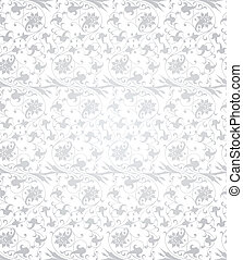 Seamless Pattern. Vector illustration - Seamless retro...