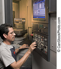 Machinery Operator - Computer Numeric Control operator at...