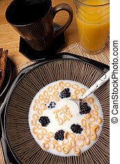 Tax Day Cereal Reminder