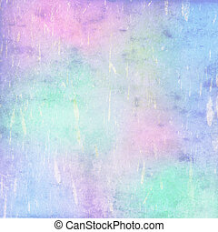 Textured pastel colorful background