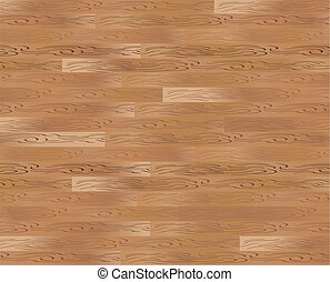 Hardwood Floor - Dark hardwood floor with deep grain