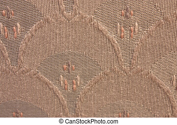 Fabric - Upholstry fabric from a dining room chair