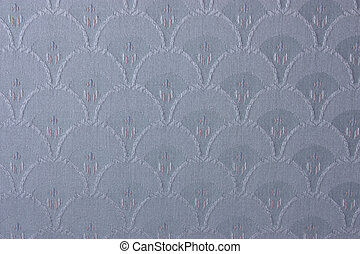 Upholstry fabric from a dining room chair