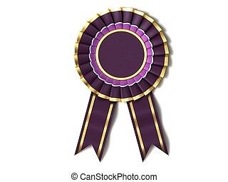 Purple Ribbon Award.
