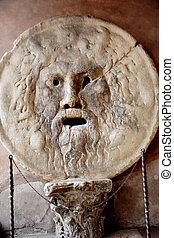 Bocca Della Verita, Mouth of truth - Bocca Della Verita is...
