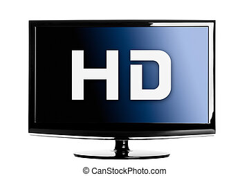 HD digital TV