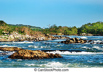 White Nile - Rapids of White Nile, Uganda
