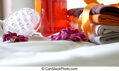 spa and bath products - relaxing spa and bath products