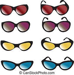 sunglasses color