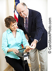 Stenographer and Attorney - Court stenographer and attorney...