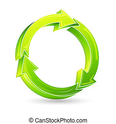 Recycle Arrow