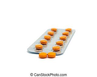 pharmaceutical pills