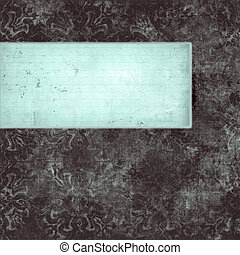 grunge background with space for text or image - grunge film...