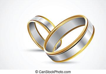 Pair of Rings