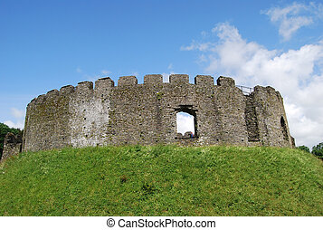Restormel Castle Keep - Restormel CastleUp to Properties...