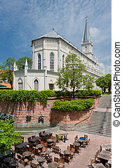 CHIJMES, Convent of the Holy Infant Jesus complex, Singapore