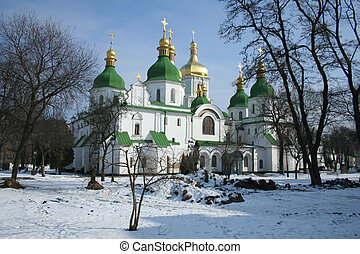 Saint Sofia Cathedral - St. Sofia Cathedral was founded by...