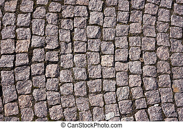 cobbles, background