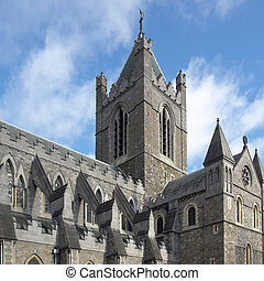 Christ Church Dublin - Christ Church, Dublin - ancient...