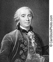 Georges-Louis Leclerc, Comte de Buffon - Buffon (1707-1788)...
