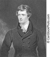 Edward Geoffrey Stanley, Earl of Darby (1799-1869) on...