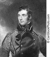 George Murray (1772-1846) on engraving from the 1800s....