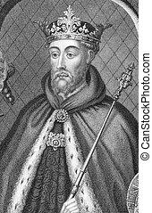 John of Gaunt (Ghent), 1st Duke of Lancaster (1340-1399) on...
