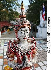 Thai Statue Art