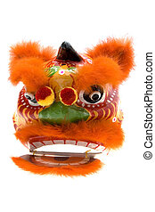 Chinese Dragon Head - Miniature dragon head The larger...