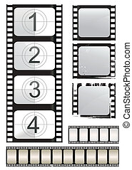 film strip  - film strip