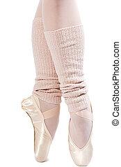 legs in ballet shoes 1