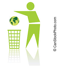 Recycle the world