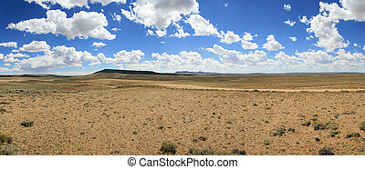 South Pass Wyoming - panorama of South Pass wyoming where...