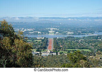 Canberra. - Canberra view.
