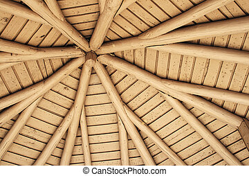 picnic shelter roof