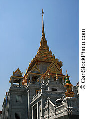Wat Traimit roof