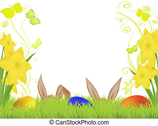 Easter background - Background
