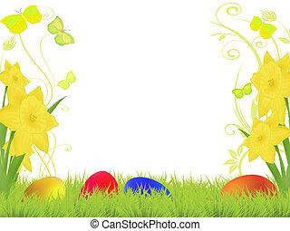 Easter background - Background