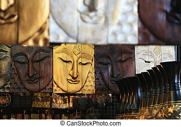 Thai Art & Souvenir in Thailand