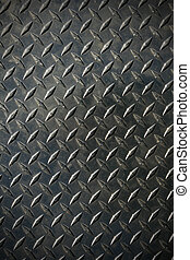 diamond tread background - diamond tread steel background...