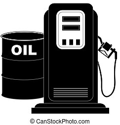 oil barrel supplying the demand of fuel
