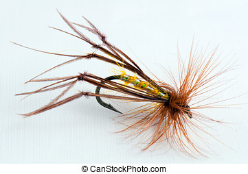 Daddy Long Legs Fly - Photo of a daddy long legs artificial...