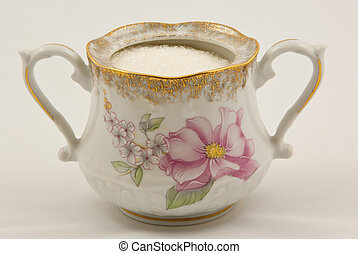 sugar bowl - Sugar Bowl - the subject of tea service for the...
