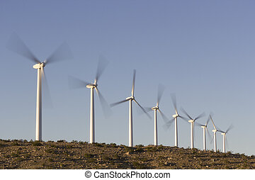 Ecology Friendly Wind Energy