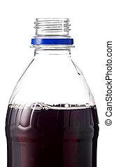 Bottle of soda