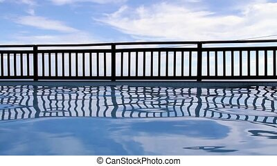 Reflections in the Pool