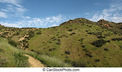 Chumash Trail Panorama - Chumash Trail, Simi Valley, CA