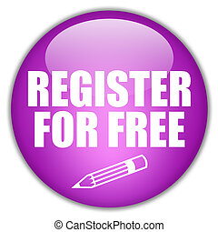 Register for free button