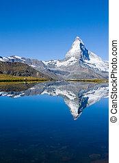 The famous Matterhorn